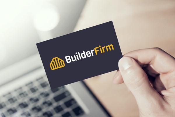 Sample branding #1 for Builderfirm