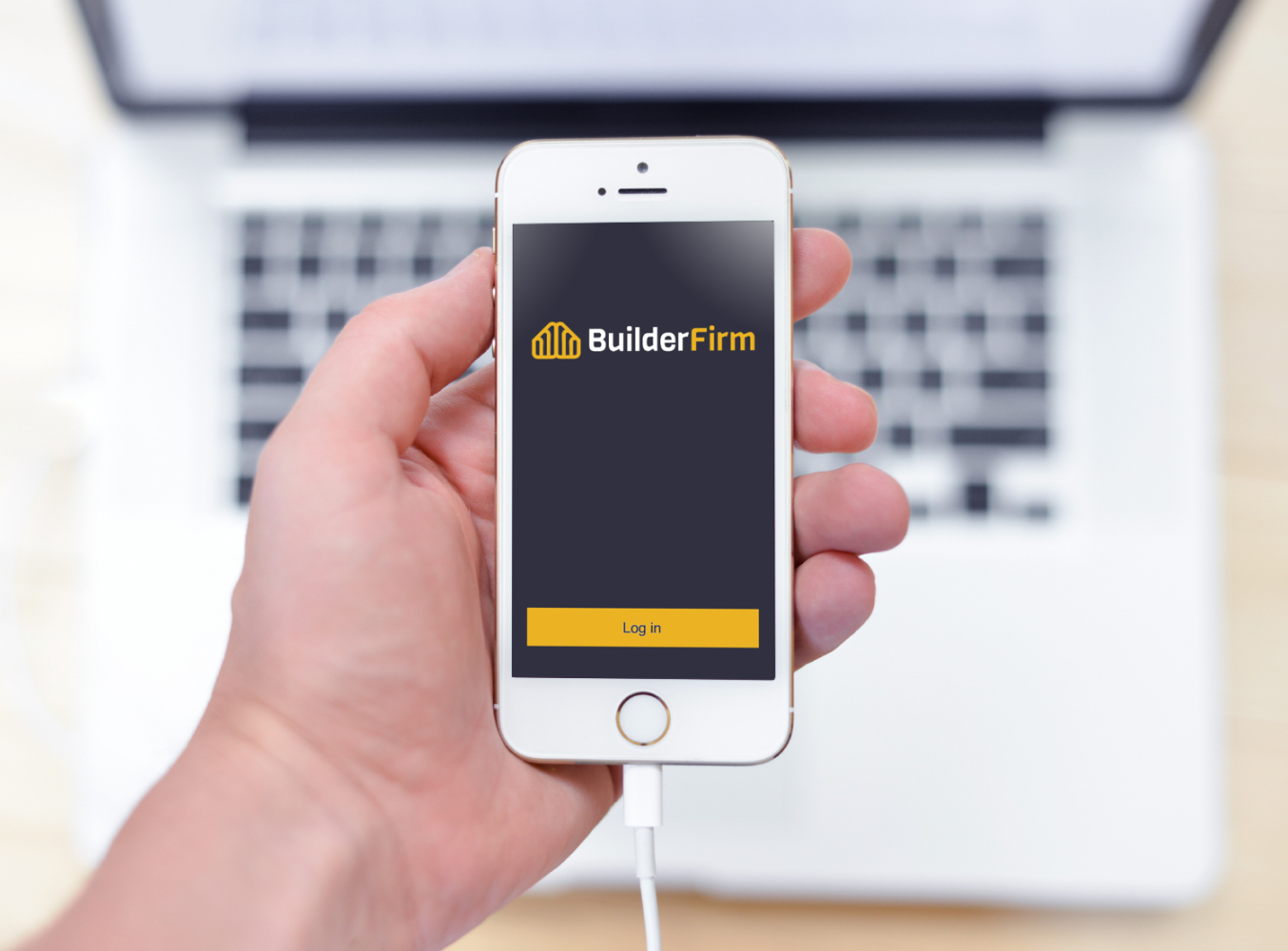 Sample branding #2 for Builderfirm
