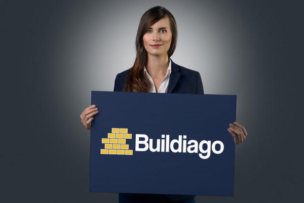 Sample branding #1 for Buildiago