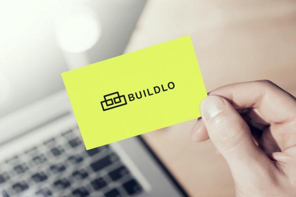 Sample branding #2 for Buildlo