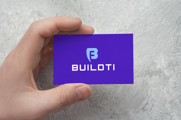Sample branding #2 for Buildti
