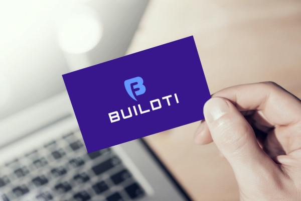 Sample branding #3 for Buildti