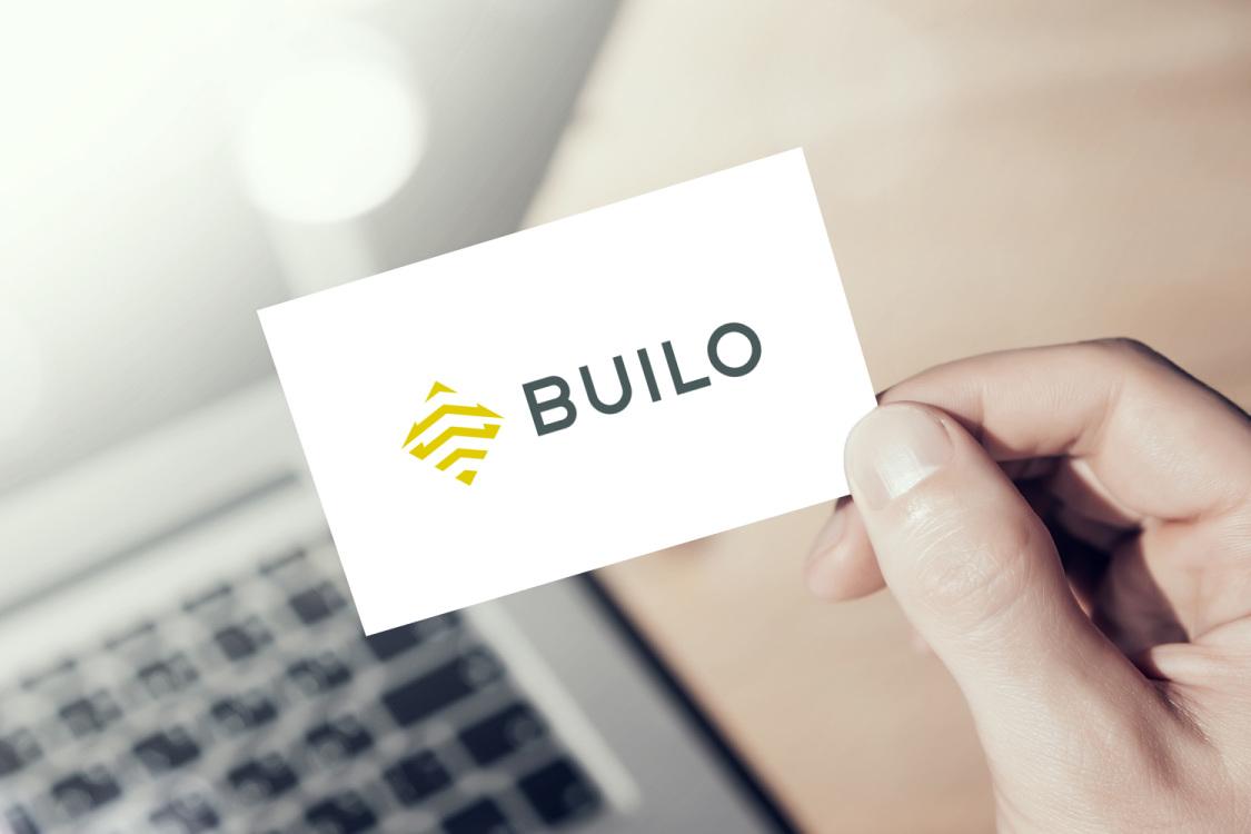 Sample branding #1 for Builo