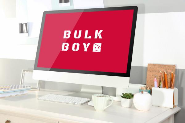 Sample branding #2 for Bulkboy