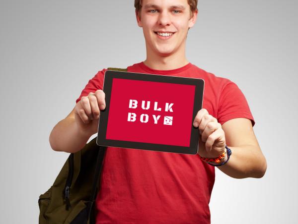 Sample branding #3 for Bulkboy