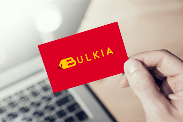 Sample branding #3 for Bulkia