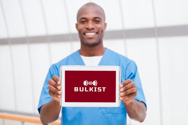 Sample branding #2 for Bulkist