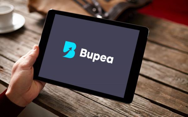Sample branding #2 for Bupea