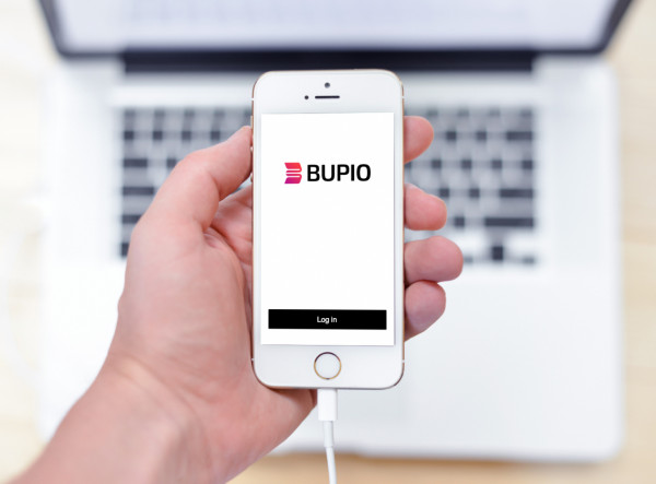 Sample branding #1 for Bupio