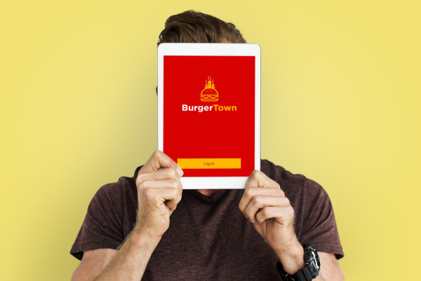Sample branding #2 for Burgertown