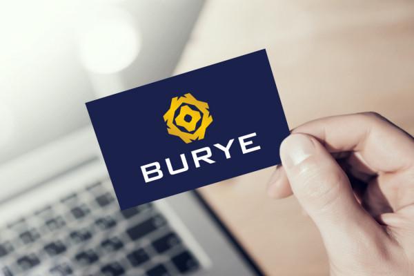 Sample branding #2 for Burye