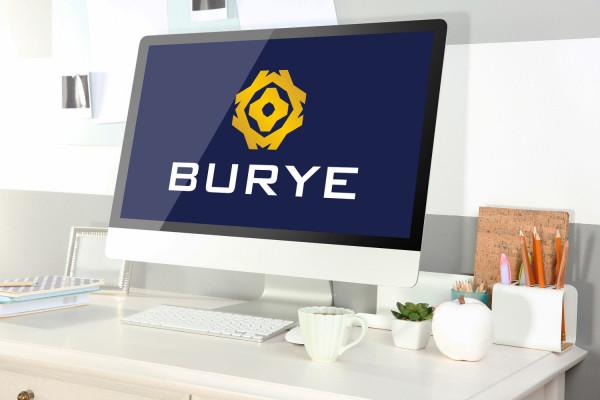 Sample branding #3 for Burye