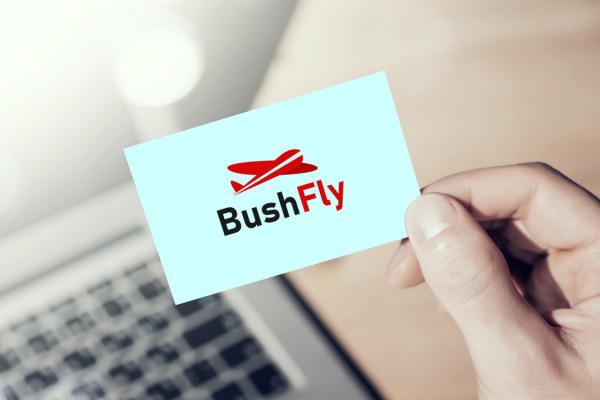 Sample branding #2 for Bushfly