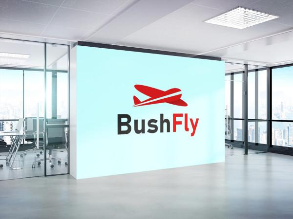 Sample branding #1 for Bushfly