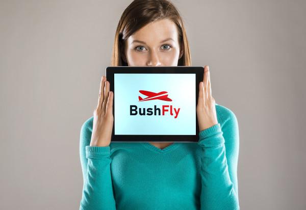 Sample branding #3 for Bushfly
