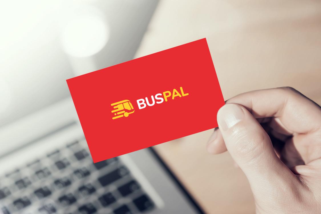 Sample branding #3 for Buspal
