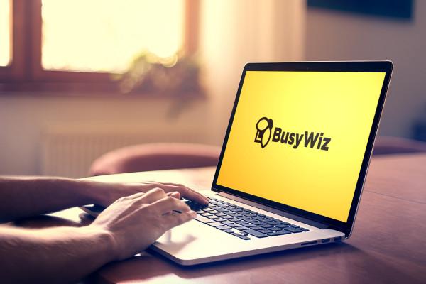 Sample branding #1 for Busywiz