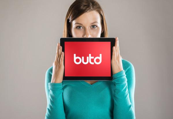 Sample branding #1 for Butd