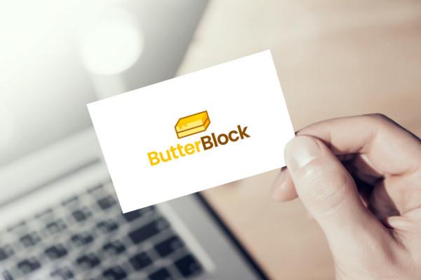 Sample branding #2 for Butterblock