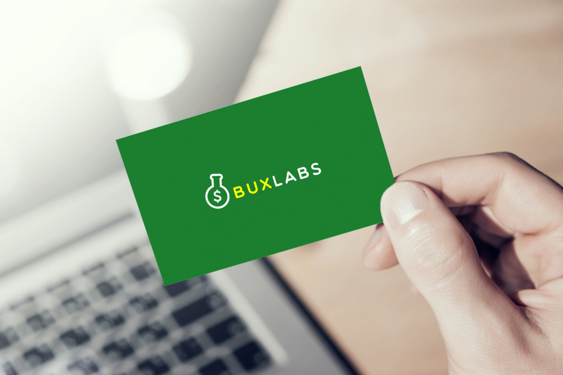 Sample branding #3 for Buxlabs