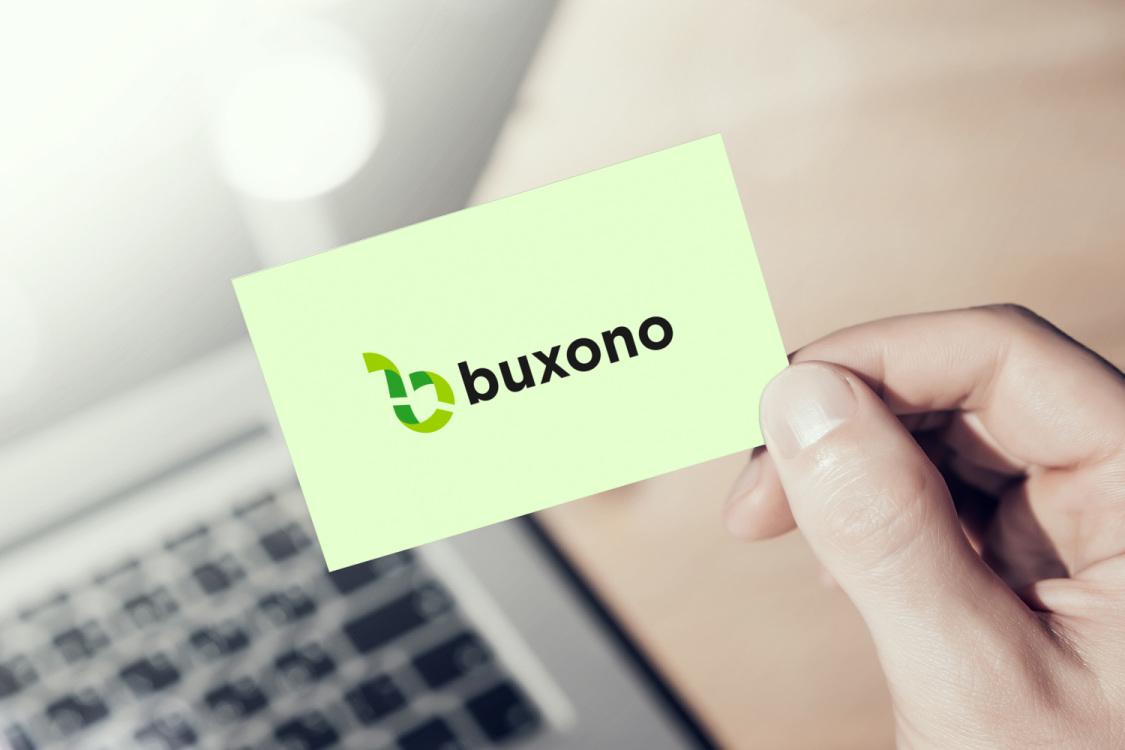 Sample branding #2 for Buxono