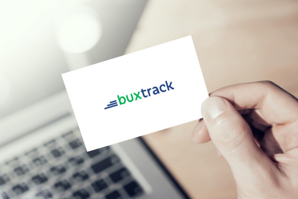 Sample branding #3 for Buxtrack