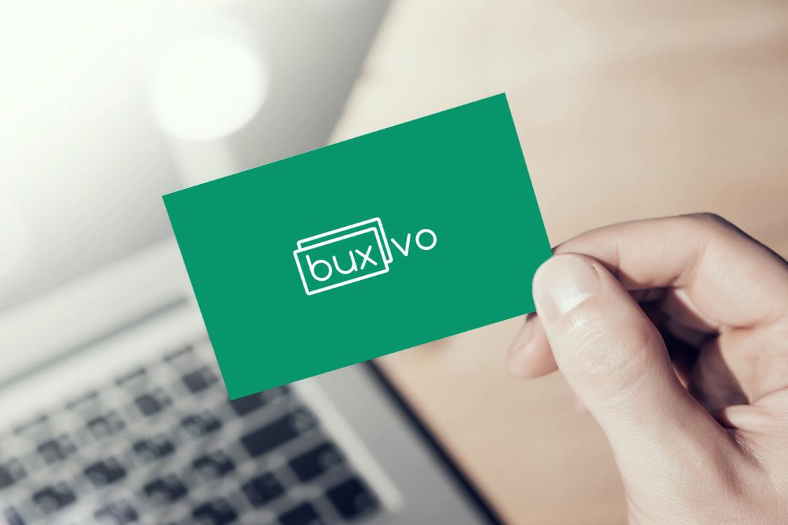 Sample branding #1 for Buxvo
