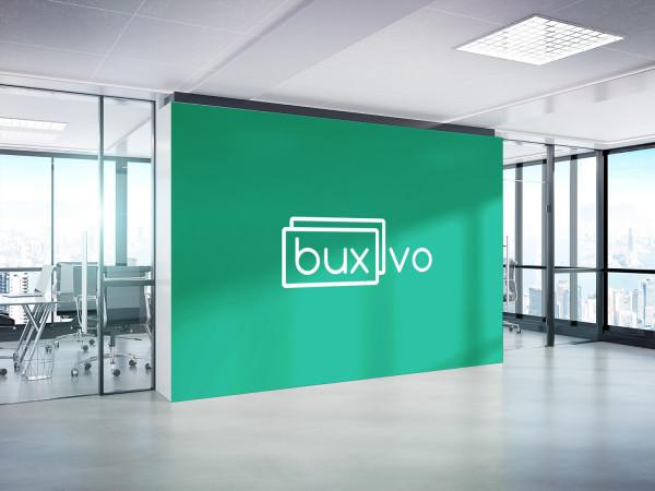 Sample branding #2 for Buxvo