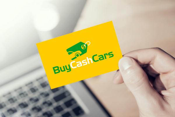Sample branding #3 for Buycashcars