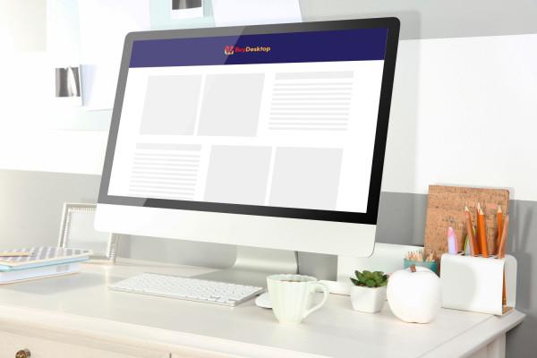 Sample branding #3 for Buydesktop