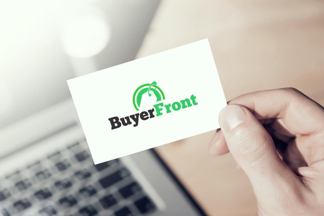 Sample branding #1 for Buyerfront
