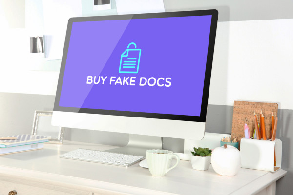 Sample branding #3 for Buyfakedocs