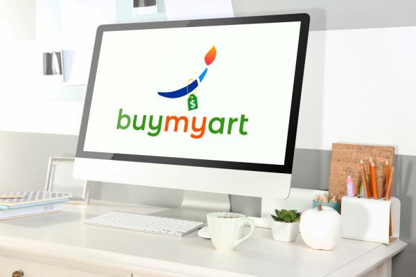 Sample branding #1 for Buymyart