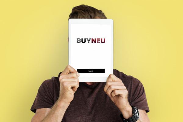 Sample branding #1 for Buyneu