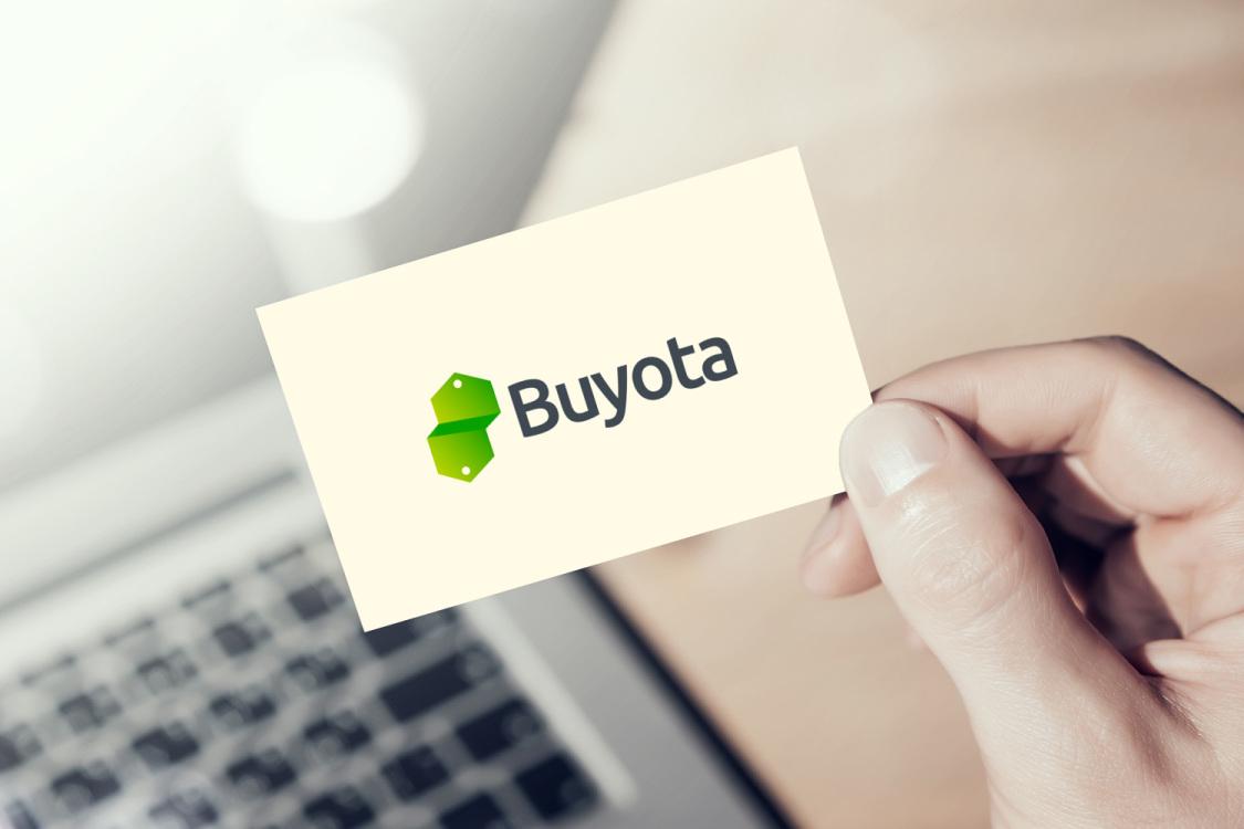 Sample branding #1 for Buyota