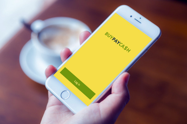 Sample branding #2 for Buypaycash