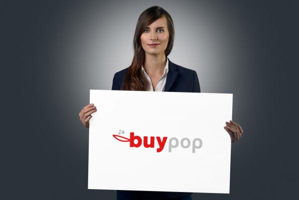 Sample branding #3 for Buypop