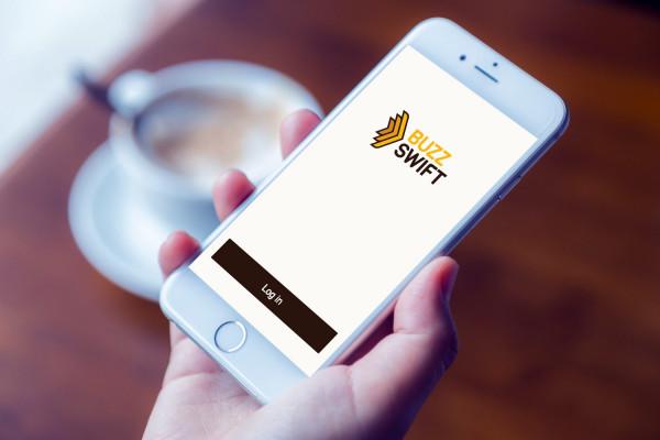 Sample branding #3 for Buzzswift
