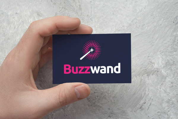 Sample branding #2 for Buzzwand