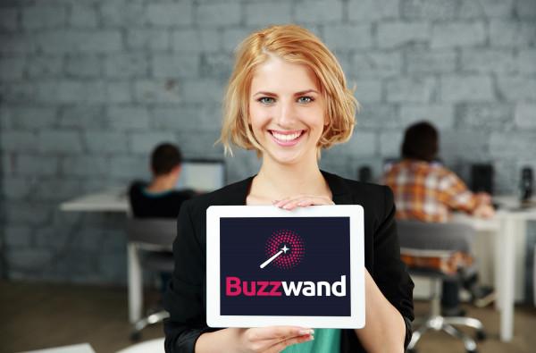 Sample branding #3 for Buzzwand