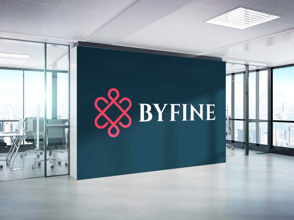 Sample branding #2 for Byfine