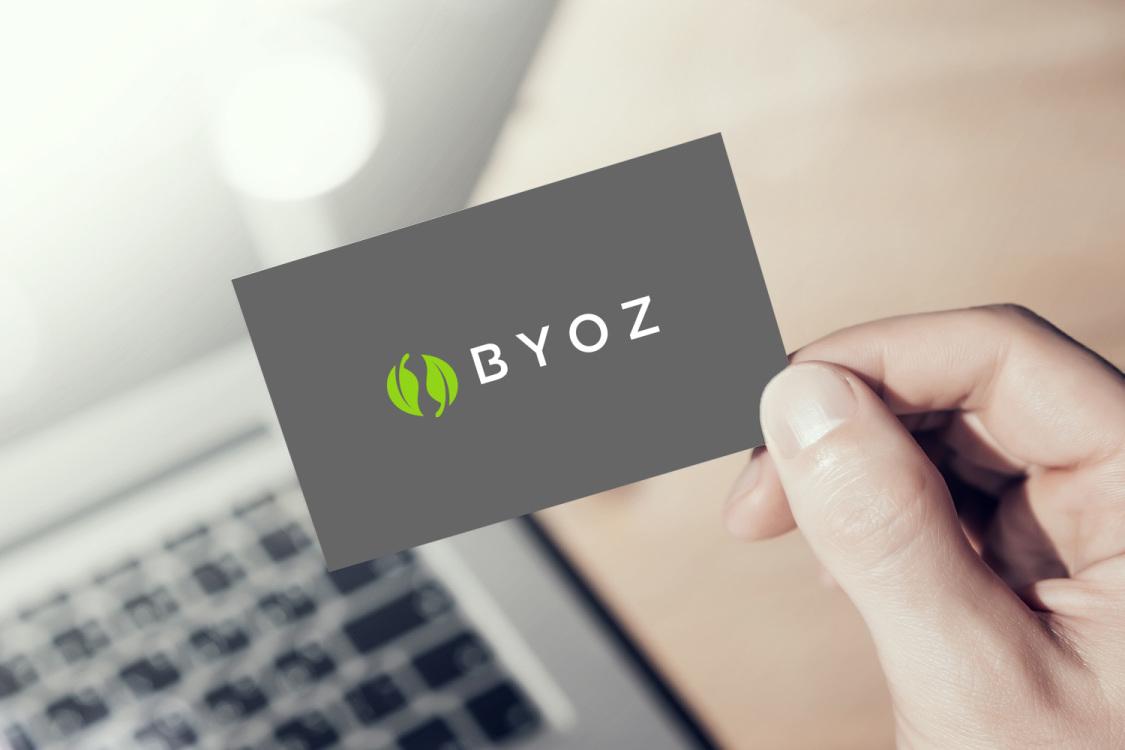 Sample branding #3 for Byoz