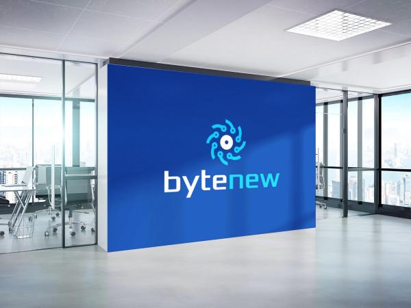 Sample branding #2 for Bytenew