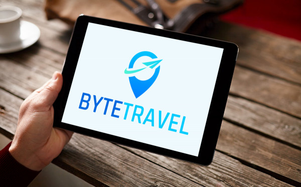 Sample branding #2 for Bytetravel