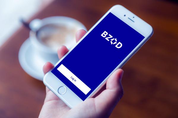 Sample branding #1 for Bzod