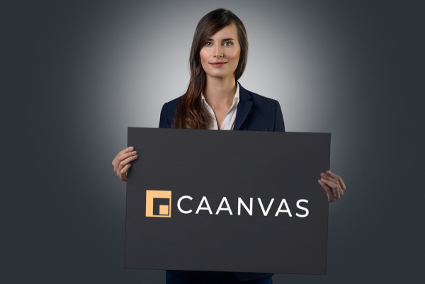 Sample branding #2 for Caanvas
