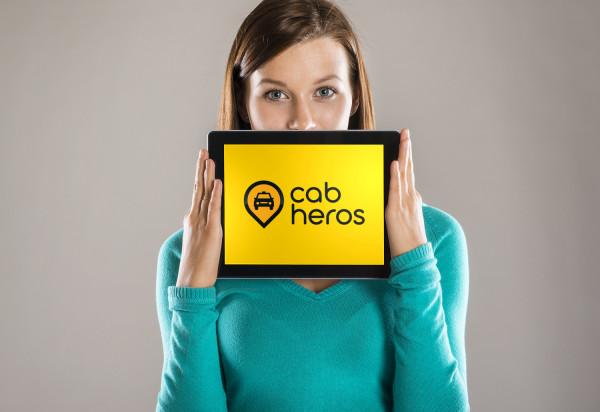 Sample branding #2 for Cabheros