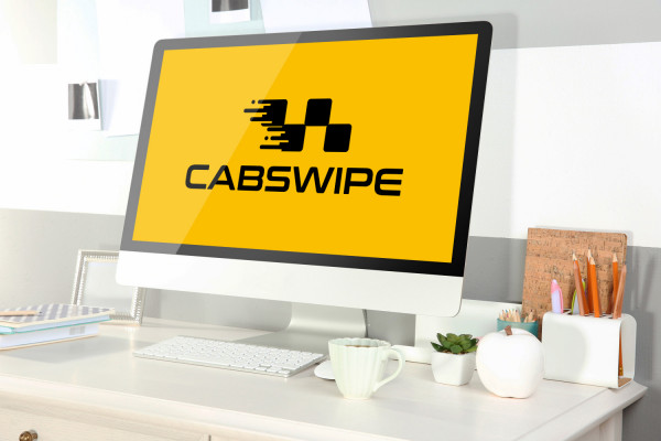 Sample branding #3 for Cabswipe