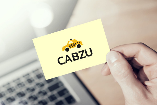 Sample branding #3 for Cabzu