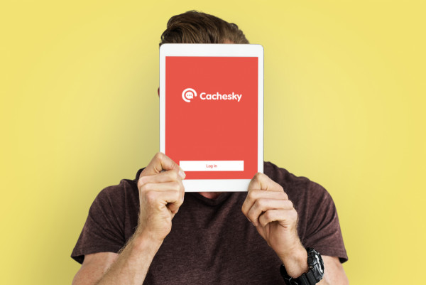 Sample branding #2 for Cachesky